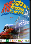 Las Candelas 2013, the 17th International Paramotor Meeting